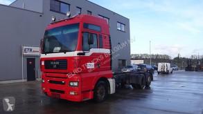 Kamión podvozok MAN TGA 26.460