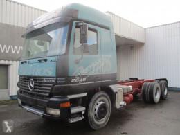 Kamión podvozok Mercedes Actros 2648