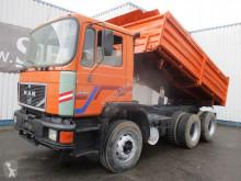 Camión MAN 26.372 volquete volquete trilateral usado