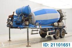Полуприцеп Mixer 10 M³ техника для бетона бетоновоз / автобетоносмеситель б/у