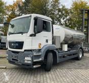 Camión MAN TGS 18.360 Intader cisterna alimentario usado