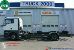 Камион MAN TGA 18.350 BDF 1.Hand 5 Sitzer Klima Schalter BC шаси втора употреба