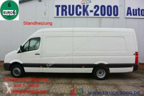 Lastbil Volkswagen Crafter50 2.0 TDI Hoch Maxi Extralang Scheckheft transportbil begagnad