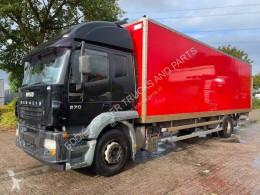 Camión Iveco Stralis 270 furgón usado