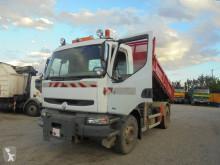 Lastbil Renault Kerax 260 dubbel vagn begagnad