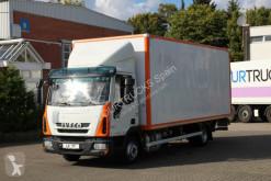 Camion Iveco Eurocargo 80E19 E6/Koffer 6,5m/LBW/seitl. Tür