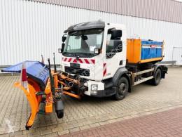 FL 240 4x2 FL 240 4x2, Gmeiner Salzstreuer und Schneeschild camión quitanieves con salero usado