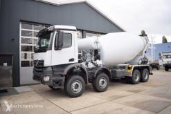 Ciężarówka beton betonomieszarka Mercedes AROCS 4840B
