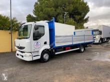 Camión caja abierta transporta gas Renault Midlum 180.12
