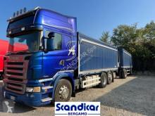 Хенгер шпригли и брезент Scania R620LB6X2*4MNA+BARTOLETTI