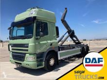 Camion fourgon DAF CF85 410