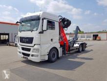 Ciężarówka MAN TGX 26.360 platforma używana