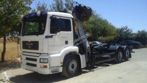 Camion MAN plateau occasion