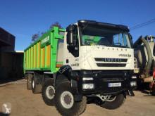 Lastbil containervogn Iveco Trakker 410 T 45