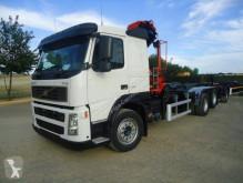 Ciężarówka platforma Volvo