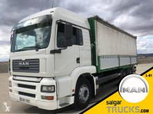 Camión lonas deslizantes (PLFD) MAN TGA 28.430