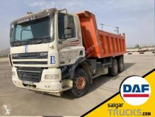 Camión volquete DAF CF85 380