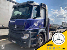 Camion Mercedes Actros 1843 porte engins occasion