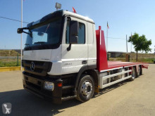 Ciężarówka Mercedes Actros 2544 do transportu sprzętów ciężkich używana