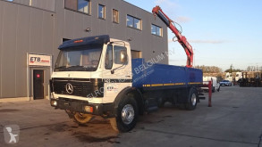 Ciężarówka platforma Mercedes SK 1422