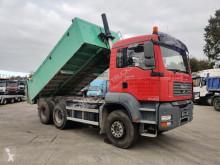 Camión MAN TGA 33.390 volquete usado