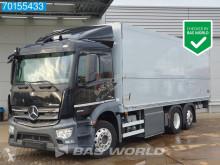 Camion Mercedes Antos 2636 fourgon occasion