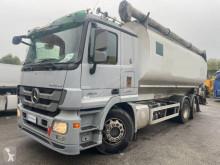 Mercedes powder tanker truck Actros 2541