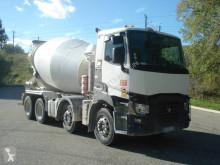 Renault concrete mixer truck C-Series 430.32 DTI 11
