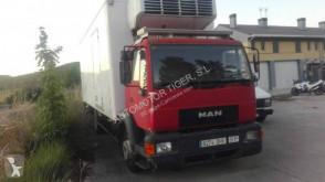 Camión frigorífico mono temperatura MAN LE