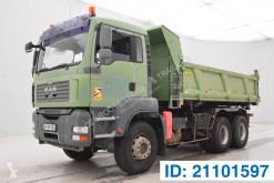 Camión MAN TGA 33.390 volquete volquete bilateral usado