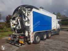 Lastbil MAN TGS 35.440 støvsuger brugt