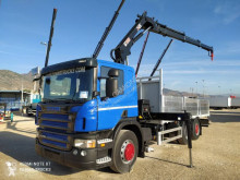 Camion Scania P 310 plateau ridelles occasion