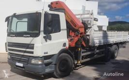Kamion plošina bočnice DAF 310 6X4 PALFINGER 44002 AÑO 2007