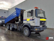 Camion MAN 27.343 effer 170-3 plateau occasion