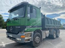 Camión volquete benne TP Mercedes Actros