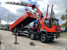 Caminhões Iveco Trakker 450 basculante usado