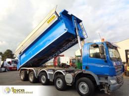 Camião betão betoneira / Misturador Ginaf X 5250 TS + + Manual + MIXER + KIPPER
