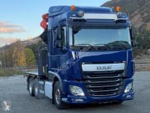 جرار DAF XF510 6X2 510 hp crane truck Palfinger 53T