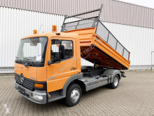 Camión volquete volquete trilateral Mercedes Atego 818 K 4x2 818 K 4x2, 2x AHK Tempomat