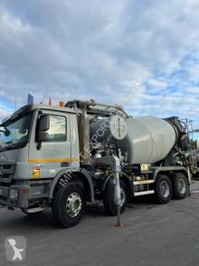 Kamion beton míchačka + čerpadlo Mercedes Actros 3241