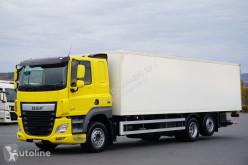 Camión frigorífico DAF CF / 460 / EURO 6 / 6 X 2 / CHŁODNIA + WINDA / 21 EUROPALET / DL