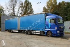 Camión lonas deslizantes (PLFD) MAN TGX 24.440, EURO 5+TRAILER G.T.S. PTT18, BPW