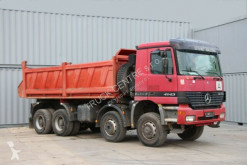 Kamion Mercedes ACTROS 4143, 8x6, THREE-SIDED TIPPER, BORMATIC korba použitý