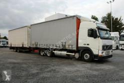 Camion rideaux coulissants (plsc) Volvo FH12, BDF+KOGEL YWE 18, BDF