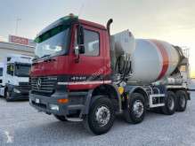 Camion béton Mercedes Actros