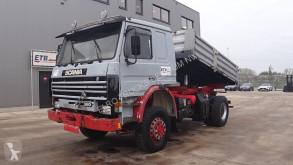 شاحنة حاوية Scania 113