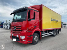 Camion fourgon Mercedes Antos 2543