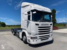 Scania R 410 грузовое шасси б/у