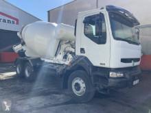 Renault concrete mixer truck Kerax 320
