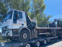 Camion plateau Iveco Eurotech 190E24
